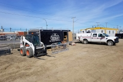 Half Diamond R Electric 5KV VFD Installation for the Enbridge Pipelines Regina Terminal.
