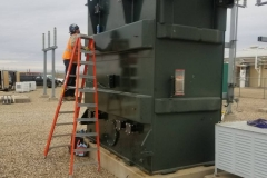 Substation Decommission - Half Diamond R Electric