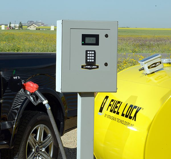 Monitor your fuel with Fuel Lock